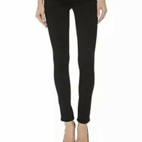 Ag Adriano Goldschmied Pants - Adriano Goldschmied The Legging Super Skinny Black